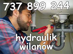 hydraulik Wilanów